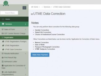 Zamgist - Jamb correction of data